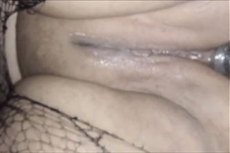 playing with and fucking her ass