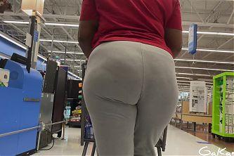 Ebony Bbw With Massive Bubble Butt