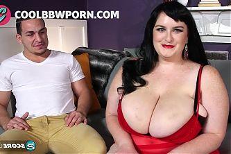bbw big tits fucking big cock