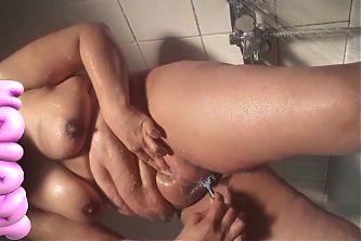 Fat Pussy Shaving