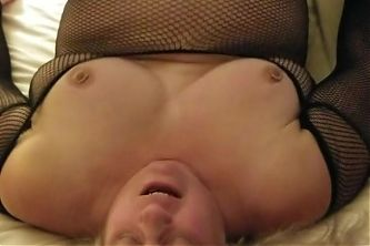BBW Beth fucks and says she's a whore