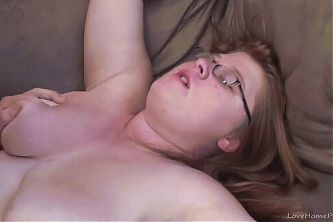 Glasses moving around porn