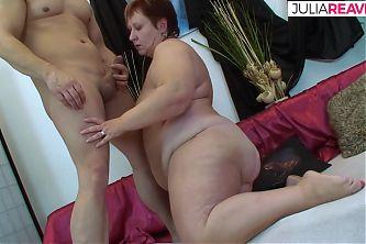 versaute fette stiefmutter benutzt