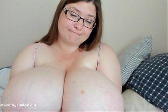 Legendary Lovely Massive Natural Tits