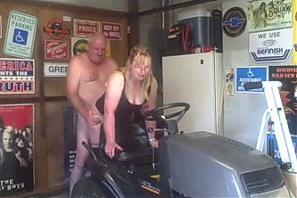Tractor Fuck