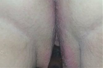 My First Time Giving a Creampie