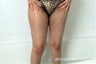 Super Hot Indian Hairy Freak Rani